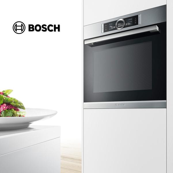 BOSCH – spotrebiče pre domácnosť