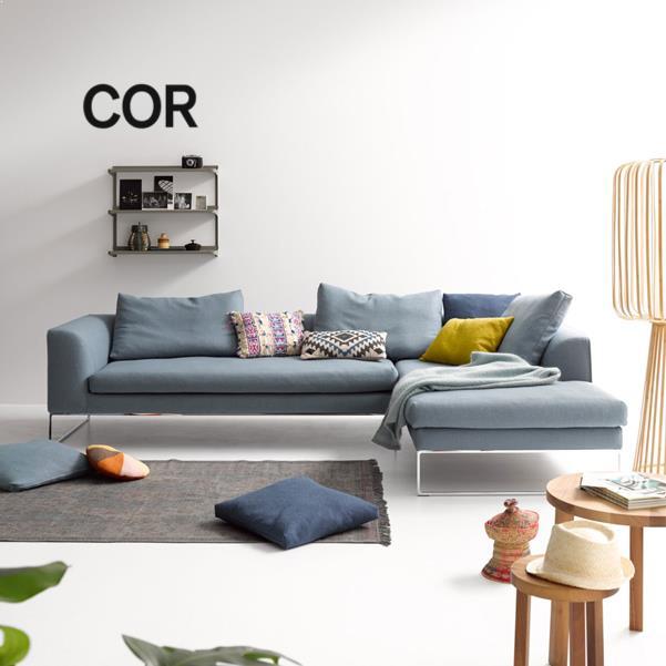 COR – dokonalé spracovanie, inšpiratívny dizajn a vysoká variabilita