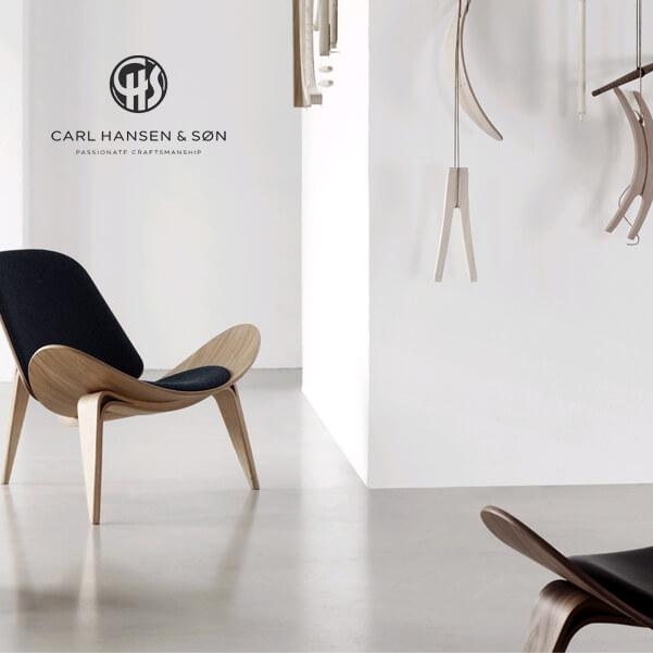 Carl Hansen – nadčasové dizajnové stoly a stoličky