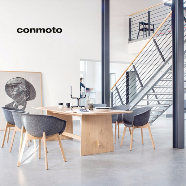 Conmoto – unikátny nábytok do interiéru a exteriéru