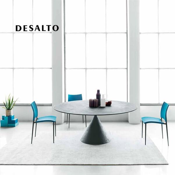 Desalto – moderný taliansky nábytok. Elegantný. Minimalistický.