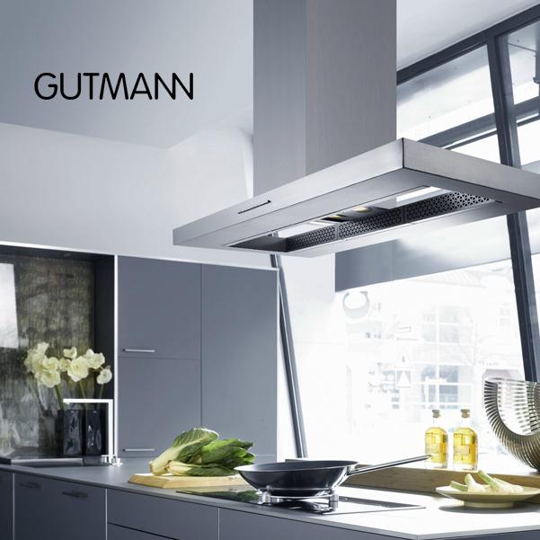 Gutmann – dokonale funkčné a dizajnové spotrebiče