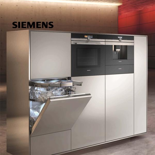 Siemens – moderné domáce elektrospotrebiče