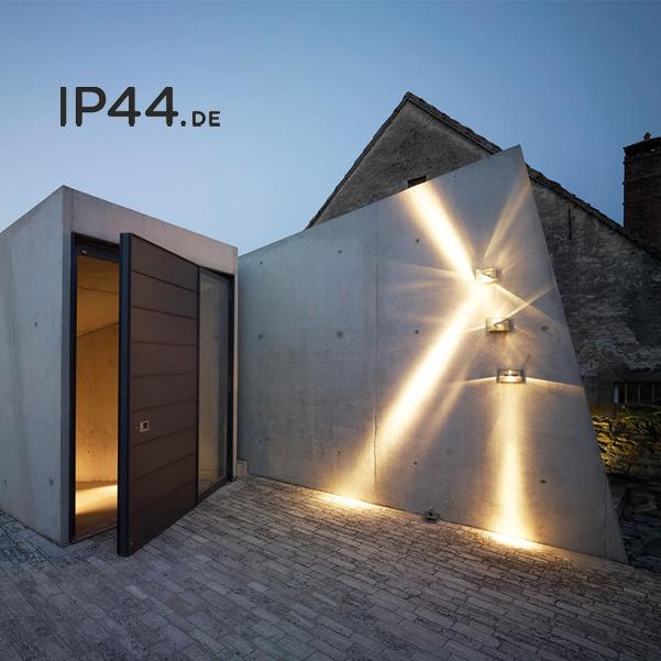 IP44 – dizajnové exteriérové osvetlenie